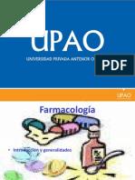 1.Farmacología Generalidades