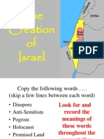 Israel Creation Ppt 0