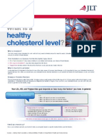 Health Cholesterol Aug2013