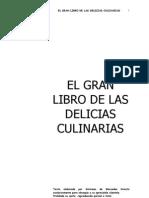 El Gran Libro de Las Delicias Culinarias