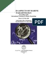 Applied aspects of marine parasitology