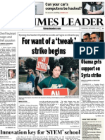 Times Leader 09-04-2013