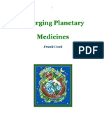 Emerging Planetary Medicine by Frank Cook