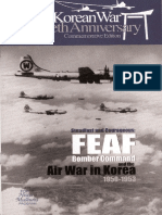 Steadfast and Courageous-FEAF Bomber Conmand and the Air War in Korea 1950-1953