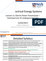 lectric Power Transmission