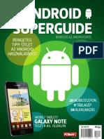 Android Super Guide 1 rész