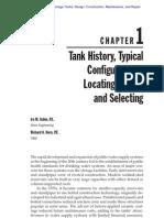 Steel Water Storage Tanks Design, Construction, Maintenance, And Repair