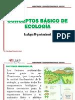 CONCEPTOS BÁSICO DE ECOLOGÍA