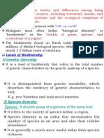 EVS Biodiversity