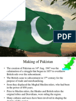 Lecture 1 distorted-history-of-pakistan.ppt