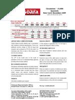 TM3W Rate Card