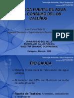 Agua Para Consumo Humano Ing. Juan Carlos Vidal