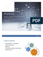 2013 May Raleigh IIA Presentation Data Analysis