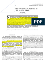 What Caused Tower Malfunctions in the Last 50 Years-Henry Kister