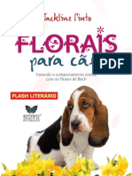 Florais para cães