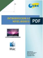 Manual de Mac 101 – Básico