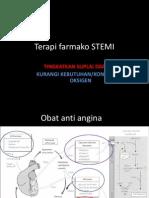 Terapi Farmako STEMI