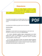 Fichas Sobre Disjuntores
