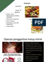 Operasi Katup Dan Edukasi