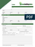 GBI Certification Application Form V2.6