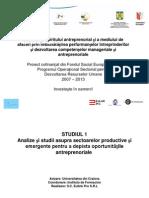 Prezentare Studiul 1_Sud Vest Oltenia