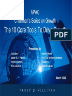 0903 10 Core Tools to Drive Growth