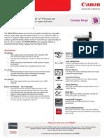PIXMAMP490 Tech Sheet
