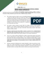 Cap Prices WEF 4 Septemba 2013 - Kiswahili