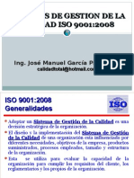 DOCUMENTOS DEL SGC ISO 9001:2008