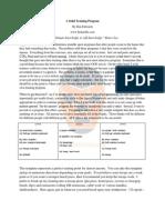 A Comprehensive Guide to Routine Programming Dan 20111