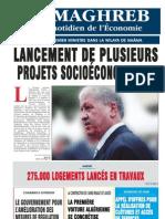 Le Maghreb Du 04.09.2013