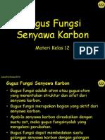 Gugus Fungsi Senyawa Karbon