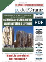 La Voix de l Oranie Du 04.09.2013