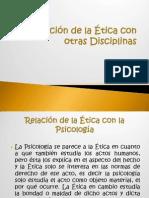 relacindelaticaconotrasdisciplinas-090918062116-phpapp02