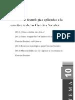 Actividades Tic Para Las Ciencias Sociales