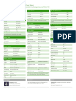 Evernote Cheat Sheet