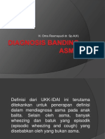 Diagnosis Banding Asma