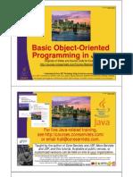04 Java OOP Basics