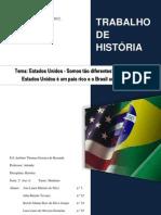 Trabalho Finalizado - EUA-BRASIL