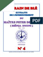 Peter Deunov Lecture 4