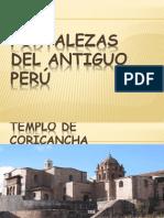 Fortalezas Del Antiguo Peru