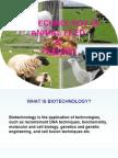 BIOTECHNOLOGY IN ANIMAL FEED & FEEDING