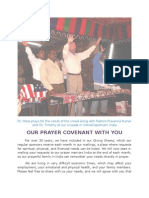 Worldwide Faith Missions Prayer Ministry