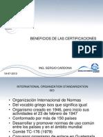 Beneficios de La Certificaciones y Comercio Justo