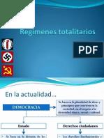 Regimenes Totalitrarios Con Analisis Imagen
