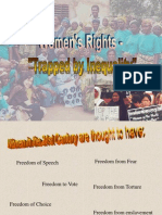 Women_s Rights Presentation