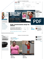 Body Fat Attack