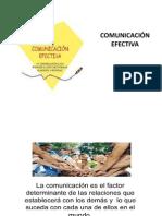 Comunicacion Efectiva Presentacion Especial