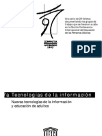 Tegnologias de Informacion
