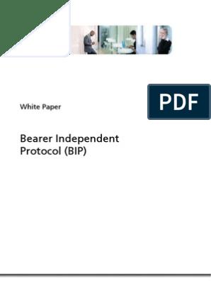 Bearer Independe Protocol (BIP) Whitepaper | Subscriber Identity